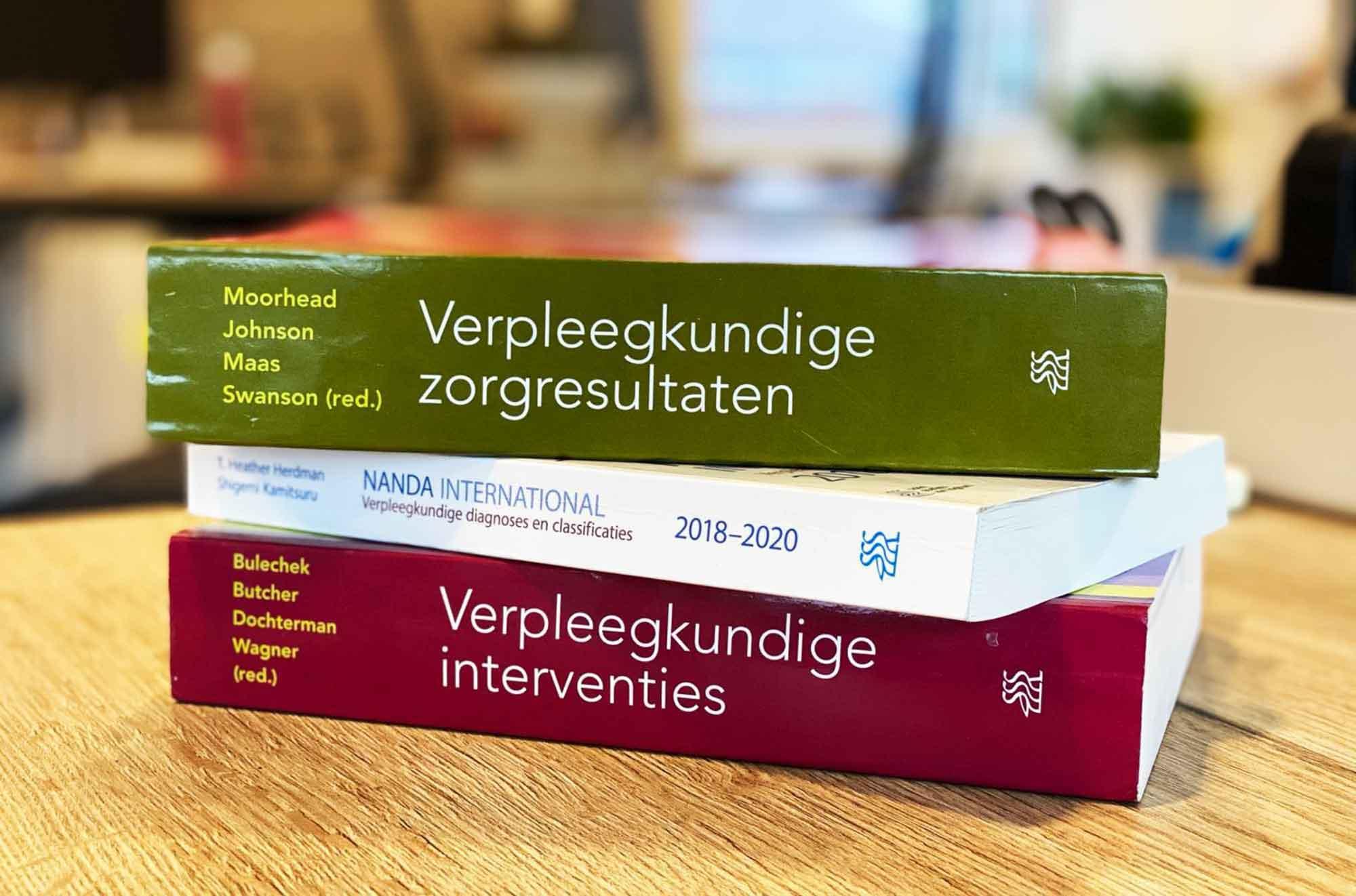 Nanda, Nic, Noc studieboeken